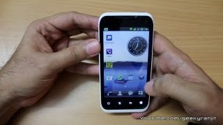 Karbonn A9 budget android phone full review