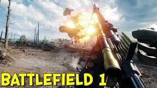 SAVING PRIVATE NEWB! - Battlefield 1 Closed Alpha