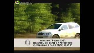 SsangYong Kyron in Khabarovsk 27RUS - Vostok-UAZ - Auto Dealer Media