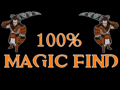 Guild Wars 2 | 100% Magic Find & Karma Farming