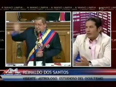 Reinaldo Dos Santos - Profecías Abril del 2012 en Miami - Elecciones ...