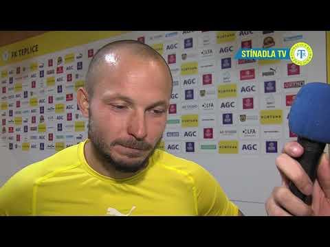 Rozhovory po utkání s Ostravou (26.10.2018)