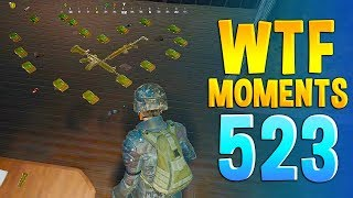 PUBG Daily Funny WTF Moments Highlights Ep 523
