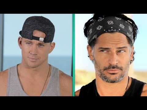 Channing Tatum Gushes Over Joe Manganiello's Dance Moves in 'Magic Mike XXL'