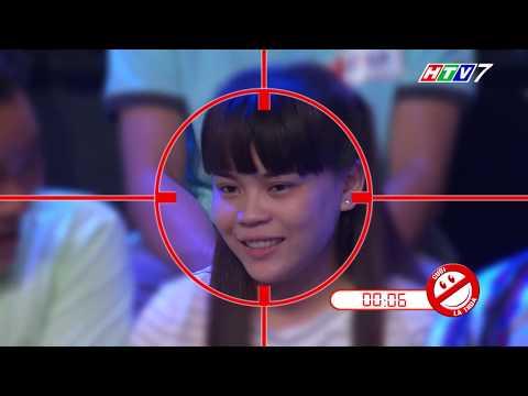 CƯỜI LÀ THUA - TẬP 01 (08/10/2014) - Trường Giang & Phương Bình đấu với Hiếu Hiền & Bạch Long |