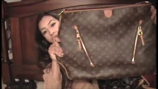 Louis Vuitton Delightful GM Review. Pre-Loved♥