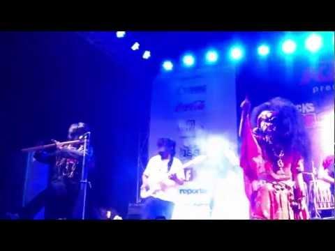 Lakhey Band Nepal -lakhey Live (ktmrocks Ides Of March 2012) Hd video