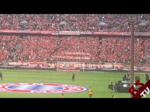 FC Bayern - OneRepublic / Meisterfeier [15.05.2016/Allianz Arena]