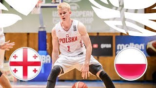 Грузия до 20 : Польша до 20