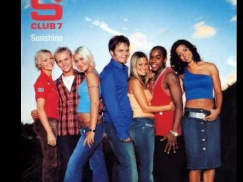 S Club 7 - Best Friend