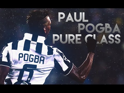 PAUL POGBA ► Pure Class - Amazing Goals & Skills 2015 | HD