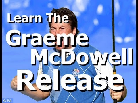 Graeme McDowell Golf Swing Analysis: Learn to Release with Speed