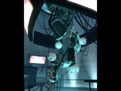 Glados Portal 3 Glados in Portal 2 1/6
