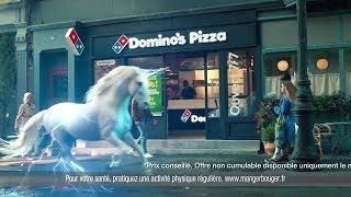 Pub Domino's Pizza La licorne - Les pizzas du Mardi a 7 99€
