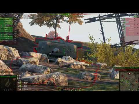 AMX M4 mle 49   Редшир   Когда в команде все знают что делать