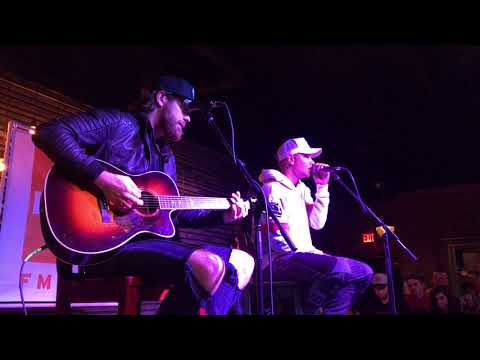 Kane Brown Heaven acoustic