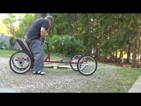 4 wheel bicycle #2