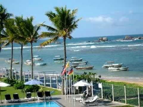 Coral Sands Hotel, Hikkaduwa, Sri Lanka