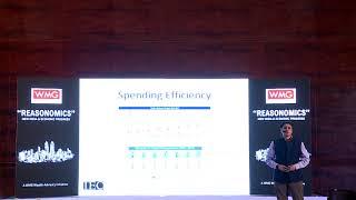 "WMG Wealth Advisory Presents 'Reasonomics - New India & Economic Progress"" By Mr. Rajeev Mantri."