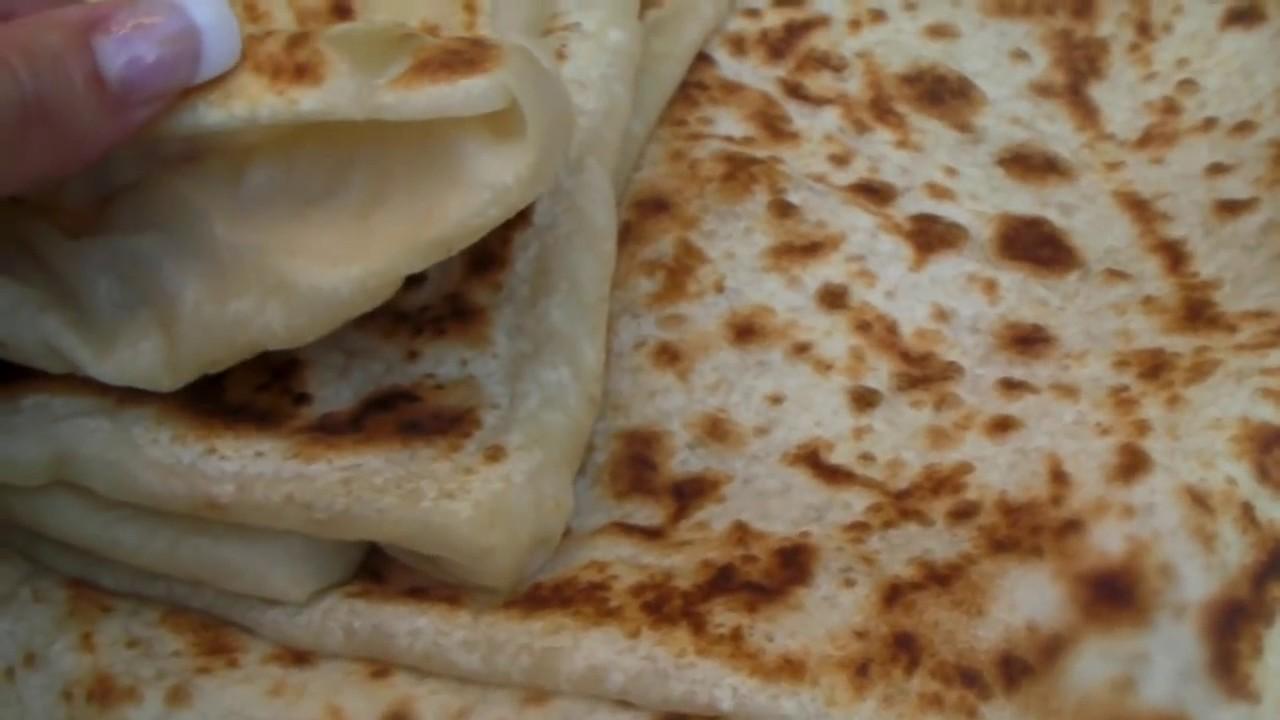 Recette de msemen crepes feuillet es algeriennes - Recette de cuisine algerienne traditionnelle ...