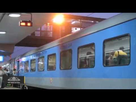Indian Railways Unveils New AC Coach