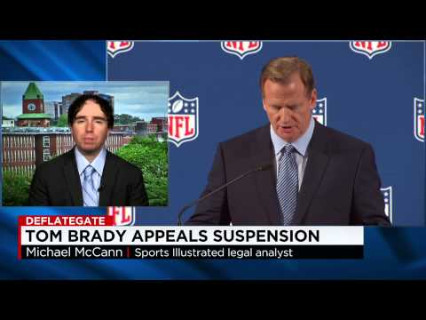 CNN World Sport Tom Brady Appeals NFL Suspension and Brady's Legacy May 14 2015
