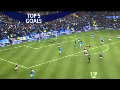 Premier League Goals of the Week