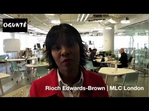 Make a Wave Pre-Incubator- Fellow Rioch Edwards-Brown