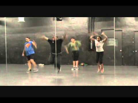 I Can Only Imagine- David Guetta Choreography By Tedrick Evans video