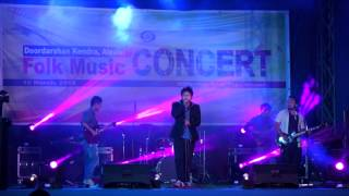 The scavenger project Happy Pills LIVE @ DDK Program Aizawl 2015