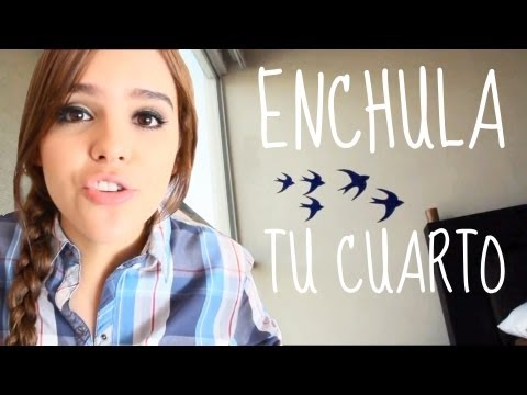 ENCHULA TU CUARTO! FACIL      -Yuya