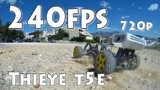 ThiEYE T5e 720p 240fps (on rc buggy)