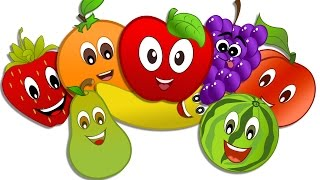 Fruits Song | Nursery Rhyme