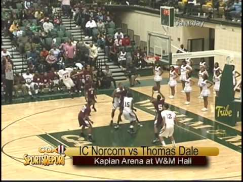 Boys Basketball:  Norcom vs. Thomas Dale