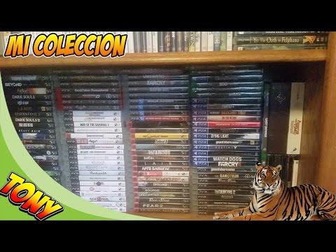 mi coleccion de juegos de  ps3