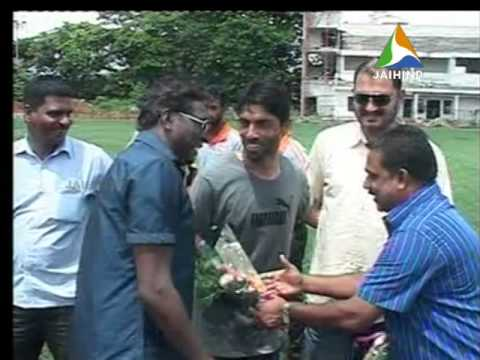 Kerala blasters, News@9, 09.09.2014, Jaihind TV
