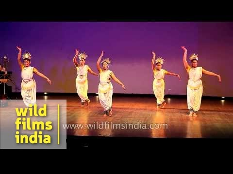 Bhaskar's Art Academy from Singapore enacts Ramanaya story in India