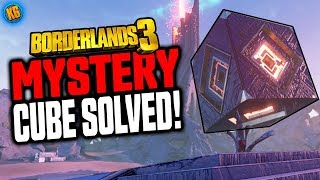 Borderlands 3 - MYSTERY CUBE SOLVED! - !!!!SPOILERS!!!!!