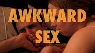 AWKWARD SEX - YOUR TOP 10 MOMENTS