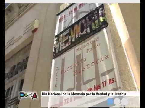 PostA – Museo de la ciudad – Memoria por la Verdad y la Justicia