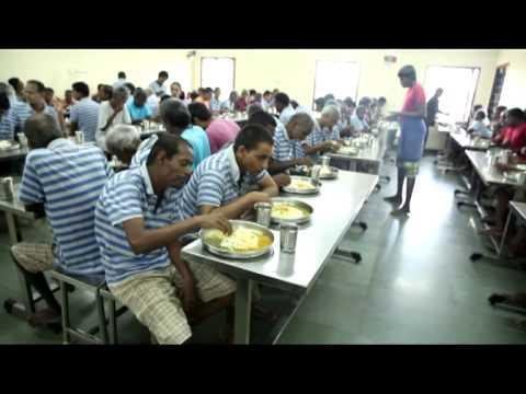 Akshaya Trust , Madurai.  Rehabilitation video