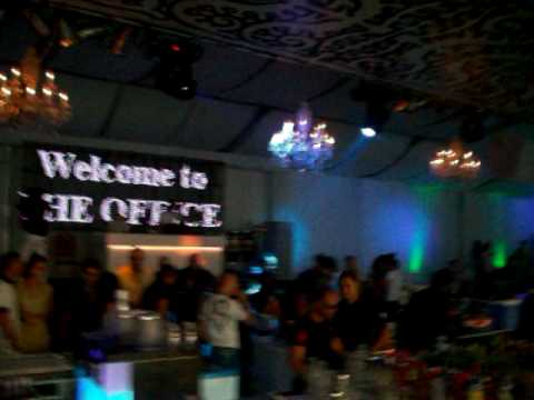 The Office Club Mamaia 18.07.2009