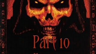 Diablo II PC Gameplay Part 10 : Search for Claw Viper.