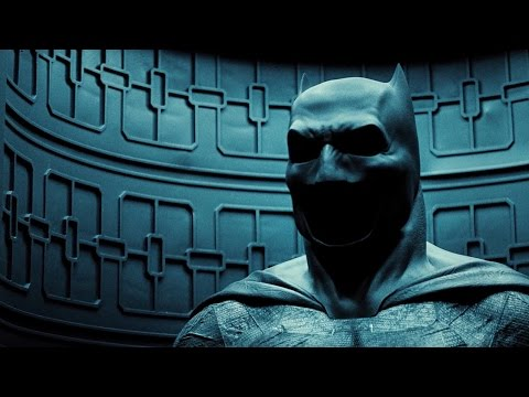 Batman v Superman: Dawn of Justice — Official Teaser Trailer [HD]