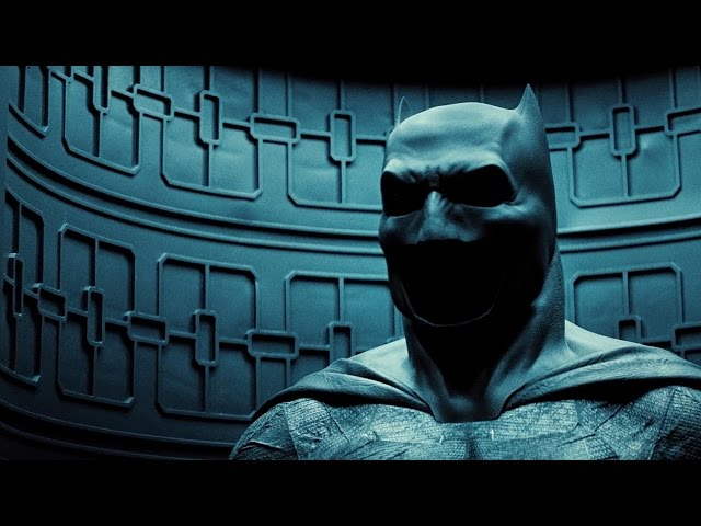 Batman v Superman: Dawn of Justice - Official Teaser Trailer [HD]