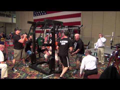 2012 WPC World Powerlifting and Bench Press Championship Highlights! Image 1