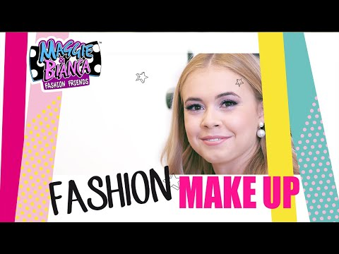 Maggie & Bianca Fashion Friends ǀ GO.ZY. Make Up Tutorial – Bianca Fashion Style