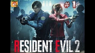 RESIDENT EVIL 2 REMAKE // PC ULTRA // CAP # 1 - LEON S KENNEDY // LLEGADA A Raccoon City