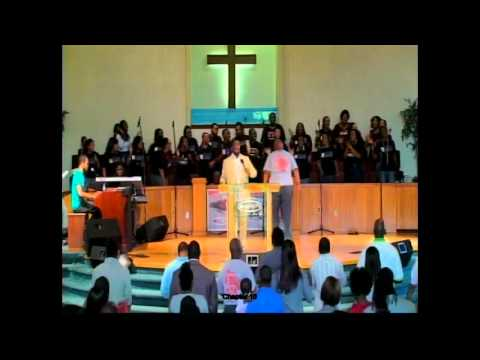 Pastor Lamar's Old School Songs turns into a Praise Party!!