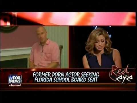 Former Porn Actor Seeking Florida School Board Seat - Red Eye video